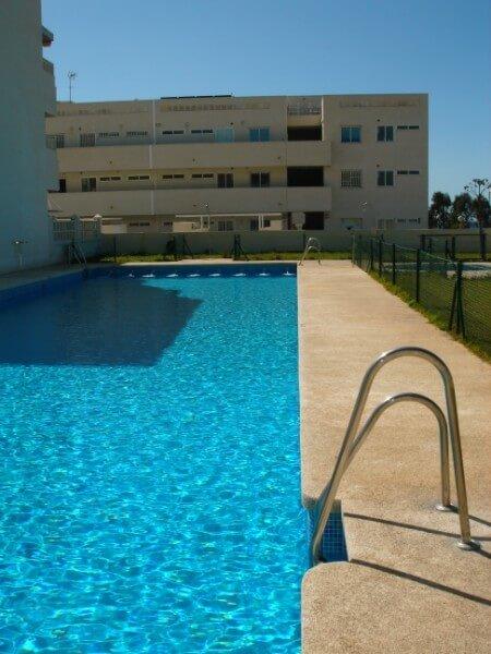 Apertura piscina sur